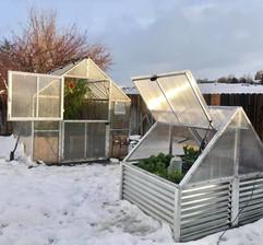Raised Bed Greenhouse snow.jpg