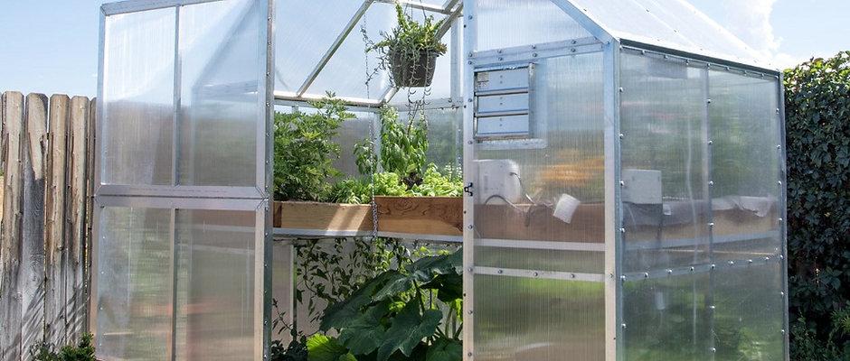 8' x 4' Starter Greenhouse