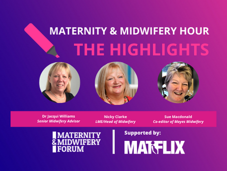 THE HIGHLIGHTS: Regulatory perspectives – how students and midwives can be supported and enabled