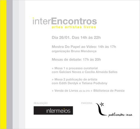 InterEncontros: Artes, Livros e Encontros