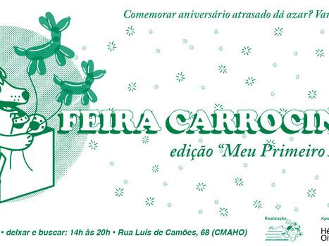 FEIRA CARROCINHA 2020