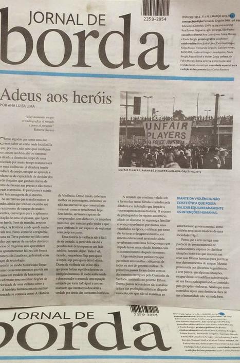 Jornal de Borda Lançamento