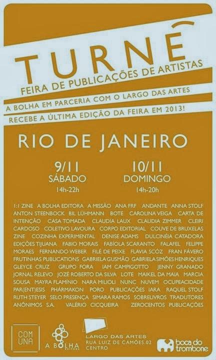 TURNÊ - Rio de Janeiro