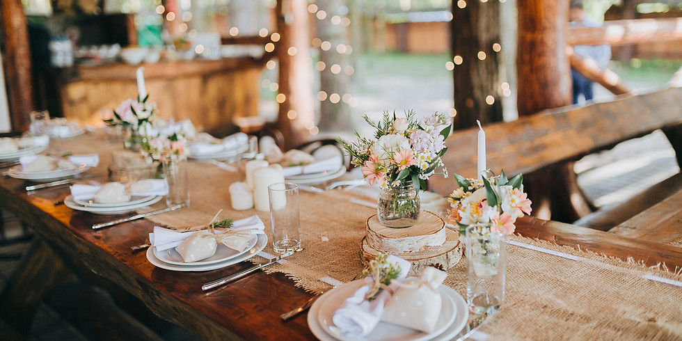 Private Wedding Catering