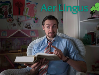 The Final Fairytale on Aer Lingus in-flight entertainment