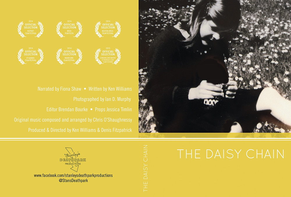 The Daisy Chain short film DVD cover