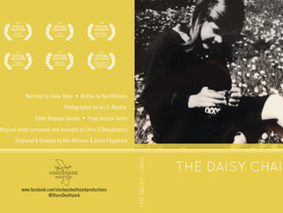 Introducing: 'The Daisy Chain' new DVD cover