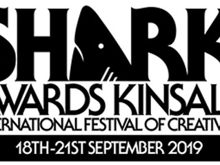 Blanket shortlisted for a Kinsale Shark