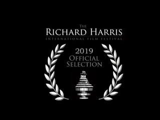 'Blanket' selected for the Richard Harris International Film Festival