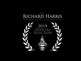 'Blanket' selected for the Richard Harris International Film Festival