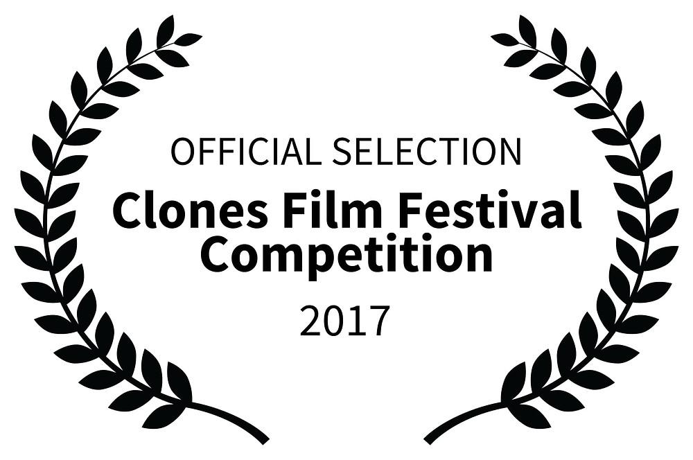 Gustav at Clones Film Festival