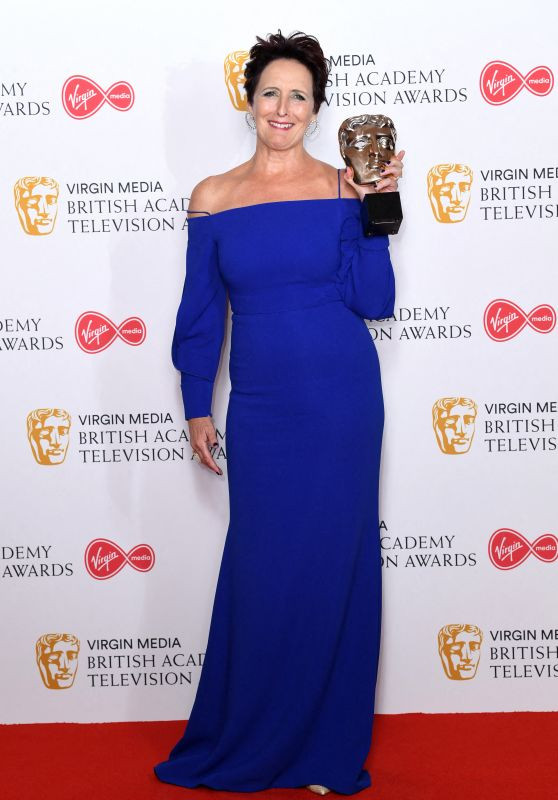 Fiona Shaw BAFTA winner 2019