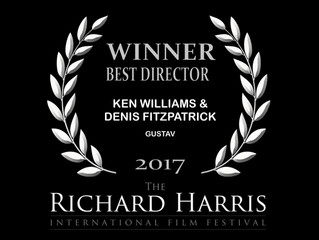 Best Director WIN at Richard Harris International Film Festival