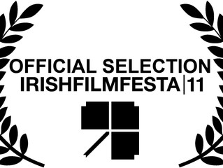 Gustav selected for Irish Film Festa