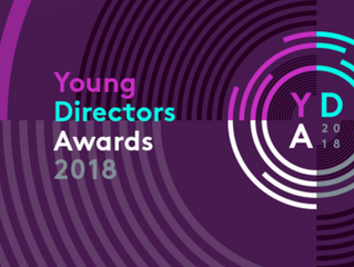 Young Directors Awards 2018 nomination