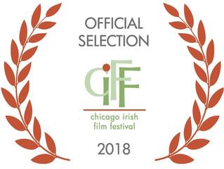 Gustav selected for Chicago Irish Film Festival