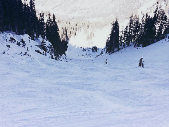 What can you do in the winter - ski at taos