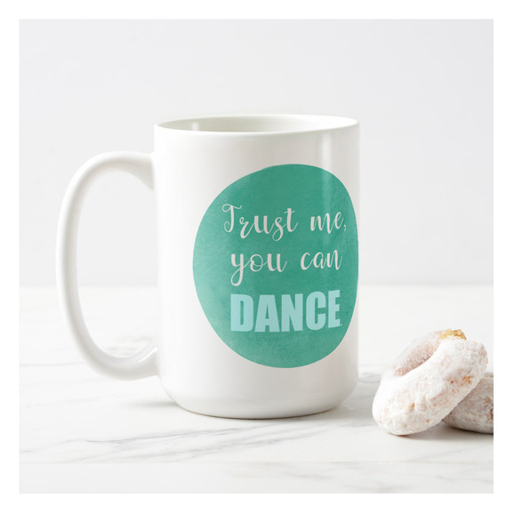 Drink your coffee or tea in style!
