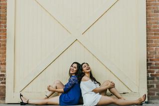Samjhana & Priyanka