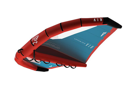 2021 Starboard Freewing Air V2 5m Teal & Red