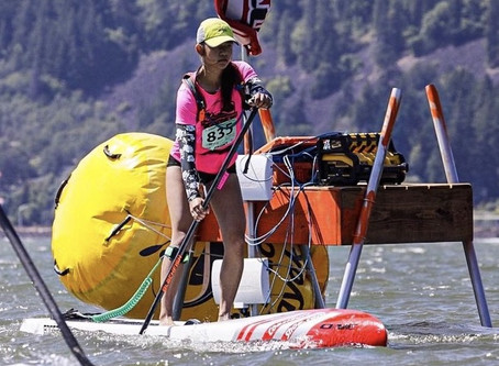 Welcome Emma Wong as our 1st shop sponsored paddler!