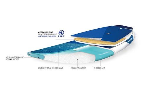 "2021 Starboard GO 11'2""x32"" Lite Tech"