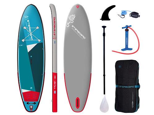 "2021 Starboard Inflatable iGo Zen  10'8""x33"" SC w/ Paddle"