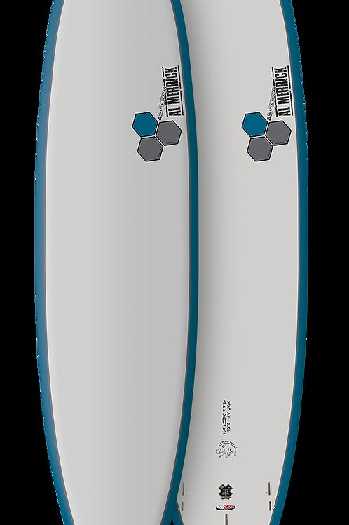 "Channel Islands Waterhog 7'2"" Tuflite V-Tech"