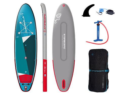 "2021 Starboard Inflatable iGo Zen  10'8""x33"" Double Chamber"