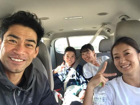 新谷奈津美は帰国しました。