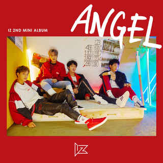 IZ(아이즈) [ANGEL]_2018