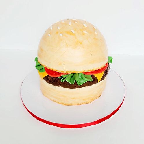 BURGER - Cake It  and Take IT Class   8/21