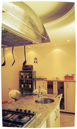 Espaço da cozinha
