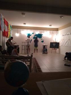 Sala de oração parte 2