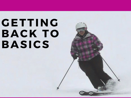 Getting Back to Basics: What I Learned at Ski Camp