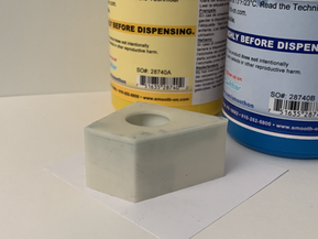 flexible test_silicone rubber