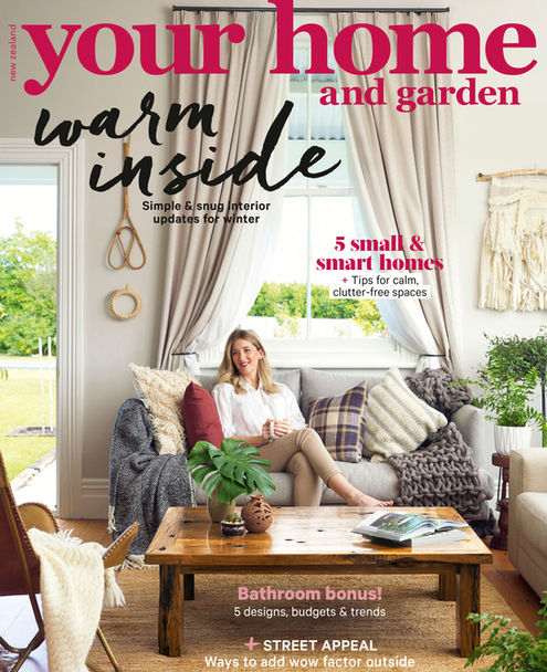Your Home and Garden front cover