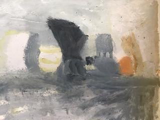 Morandi inspired painting