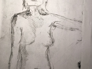 Monthly Drink and Draw