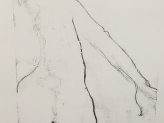 Inked Gestural Lines