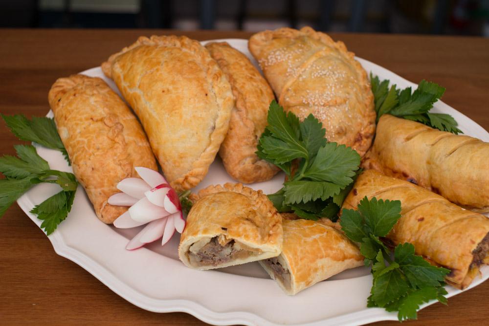 Cornish Pasties & Posh Sausage Rolls