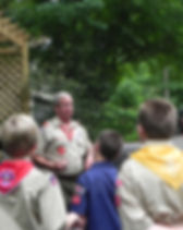 Henry Hiking with Boy Scouts.JPG
