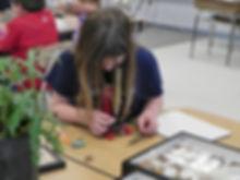 girl microscope- butterfly  lesson.JPG