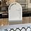 Thumbnail: White Acrylic Catering Menu Display