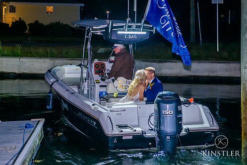 Boat Send Off