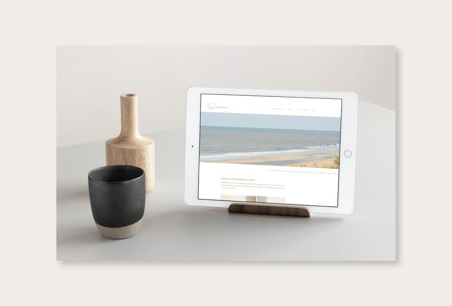 Baan2Baan | Website en huisstijl