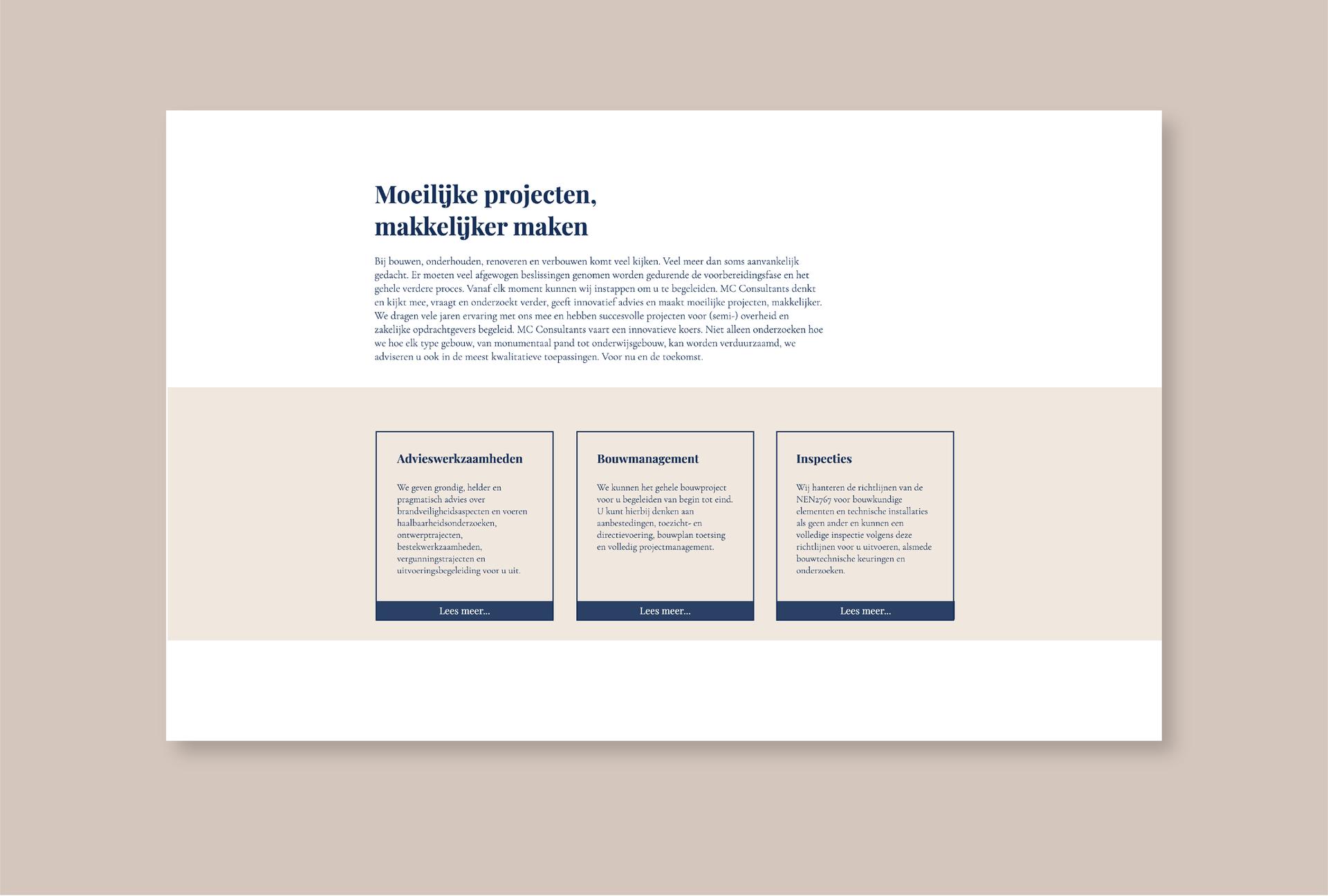 Website - projecten_MC Consultants web 3