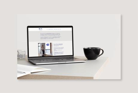 Matter of Talent    Website en huisstijl