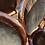 """Thumbnail: Conjunto de cadeiras """"Medalhão"""""""