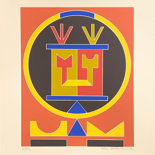 Emblema, por Rubem Valentim